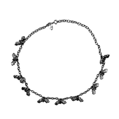 Baby Bat Choker Midnight