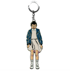 KEYCHAIN STRANGER THINGS ELLE