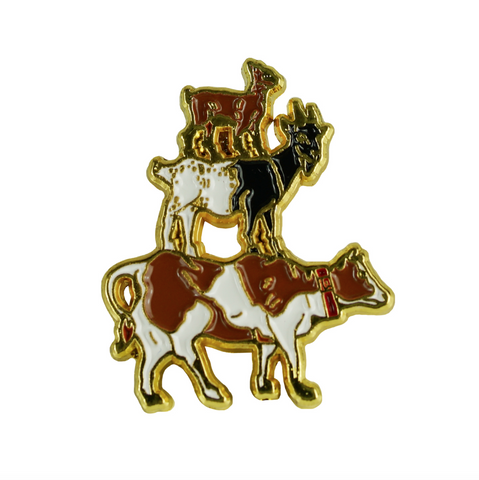 ANIMAL FARM pin