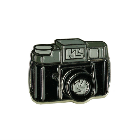 Stranger Things Broken Camera Pin