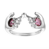 Touch of God Ring - VERAMEAT