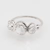 LOVELY DOVE WEDDING RING - VERAMEAT