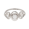 LOVELY DOVE WEDDING RING