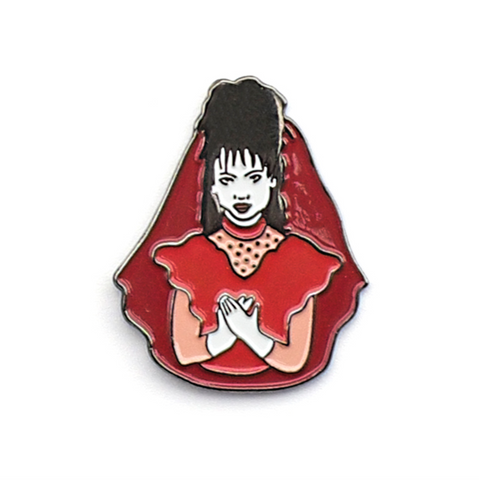 BEETLEJUICE BRIDE pin