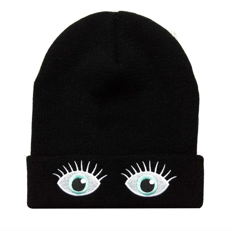 EYES UP HERE BEANIE
