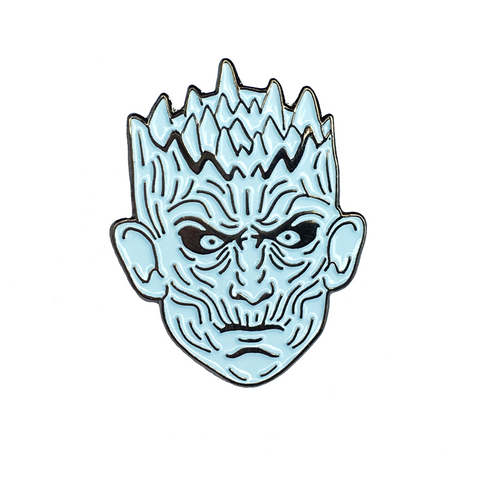 PIN THE NIGHT KING