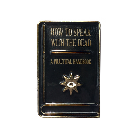 Book of the dead pin - VERAMEAT