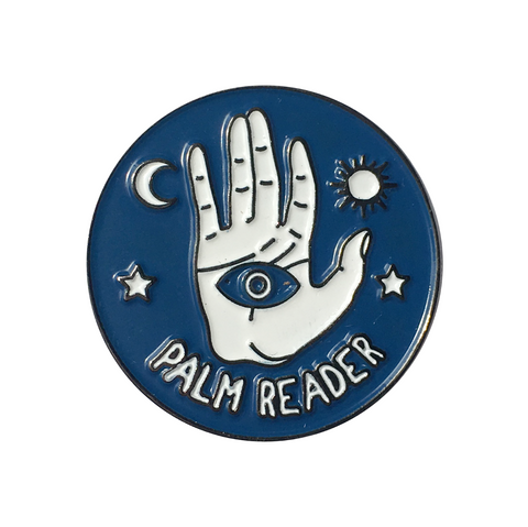 Palm reader pin - VERAMEAT