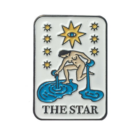 TAROT CARD STAR