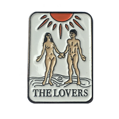 Tarot card Lovers