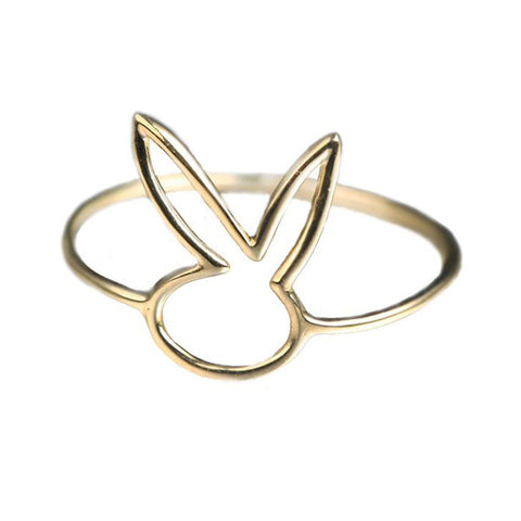 WHISPER OF SHINE BUNNY RING