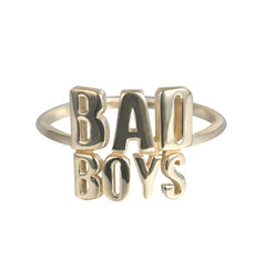 Word Ring Bad Boys