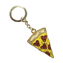 KEYCHAIN PIZZA LUV