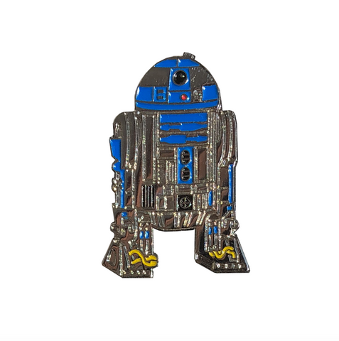 Star Wars R2D2 pin