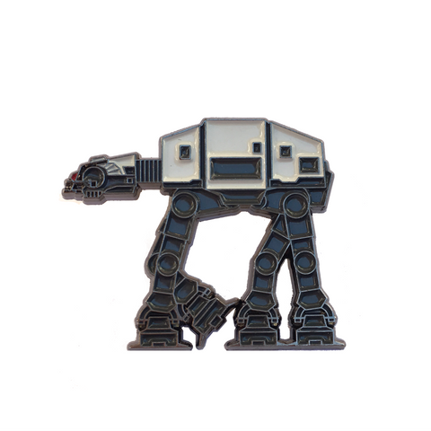 Star Wars Walker pin