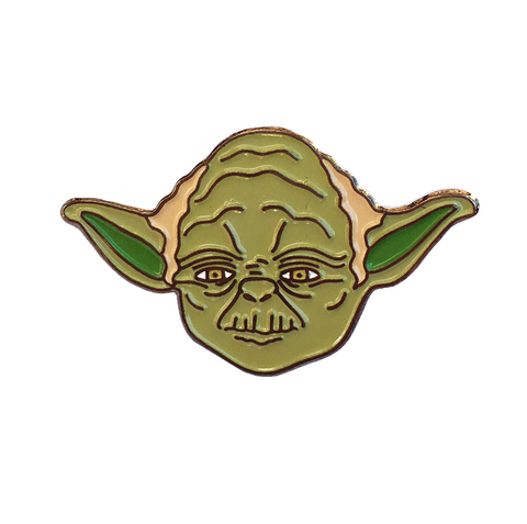 Star Wars Yoda pin