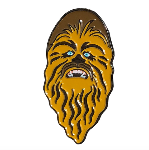 Star Wars Chewbacca pin