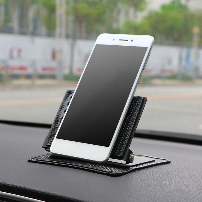 360 Rotating Silicone Car Phone Holder