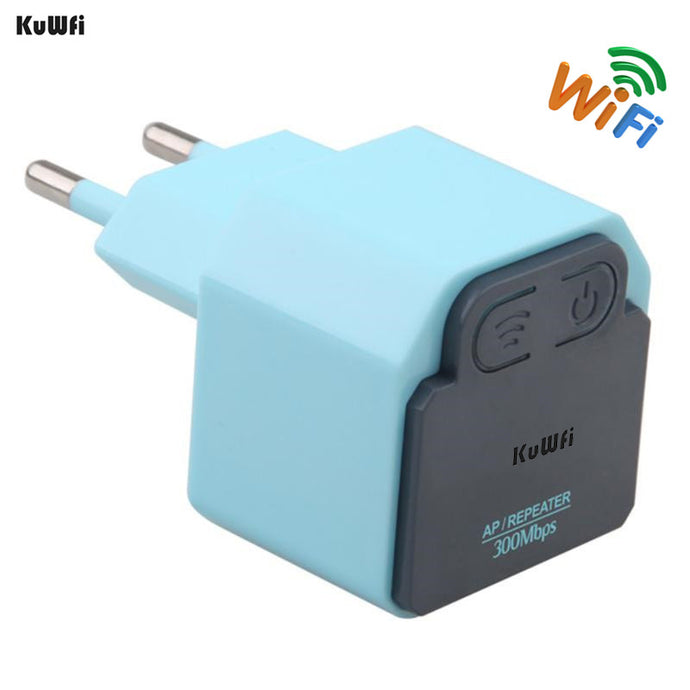 KuWFi 300Mbps Wireless WiFi Repeater