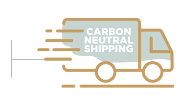 Bougie Bakes Carbon Neutral Shipping