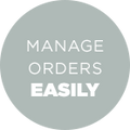 Manage Orders Easily