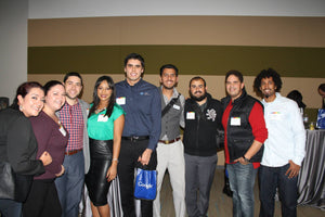 SHPE SV & SF at Google Holiday Mixer 2014