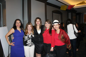 Sabor del Valle - Celebrity Bartender Night 2015