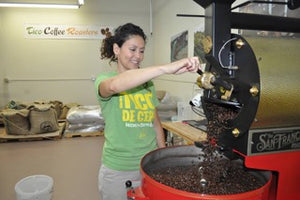 Tico Coffee Roasters bringing you a smile every morning