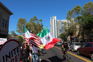 May 1st Day Without an Immigrant march San Jose