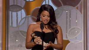 Review of Golden Globes Award to Gina Rodriguez
