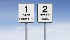 One Step Forward...Two Steps Back by Cultura Ambassador Maria Hernandez, PhD