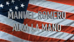 Featuring Manuel Romero's timely
