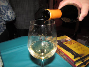 Vino 101: Step One: Drink the Wine by Becky Tyner Sandoval
