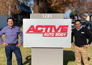 #CreoEnTi Business Ambassador - Active Auto Body Shop