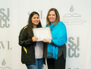 College Declaration Day with The Foundation for Hispanic Education