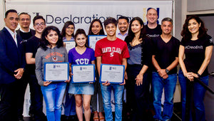 SJCC & SVL College Declaration Day 2018