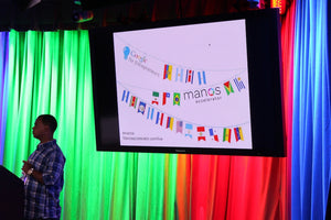 Manos Accelerator launch event at Google