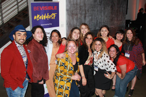 BeVisible's #BeWokeSF event