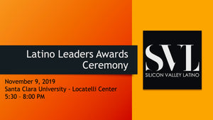 2019 Latino Leaders Awards Ceremony