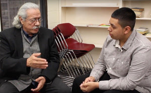 Edward James Olmos interview (Part 2)