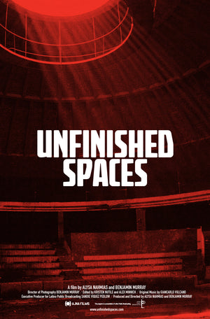 Unfinished Spaces Movie Review