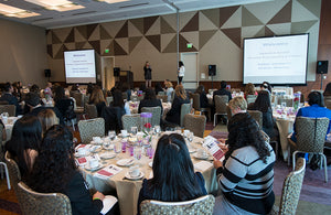 Latina Professionals Discuss Career Strategies at the 20th Anniversary of ALPFA in SF
