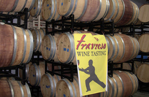 Travieso Winery- Campbell Winery