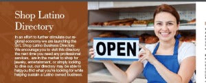 Shop Local Shop Latino SVL Business Directory