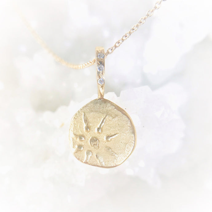 Anchored in Gratitude Artifact Necklace