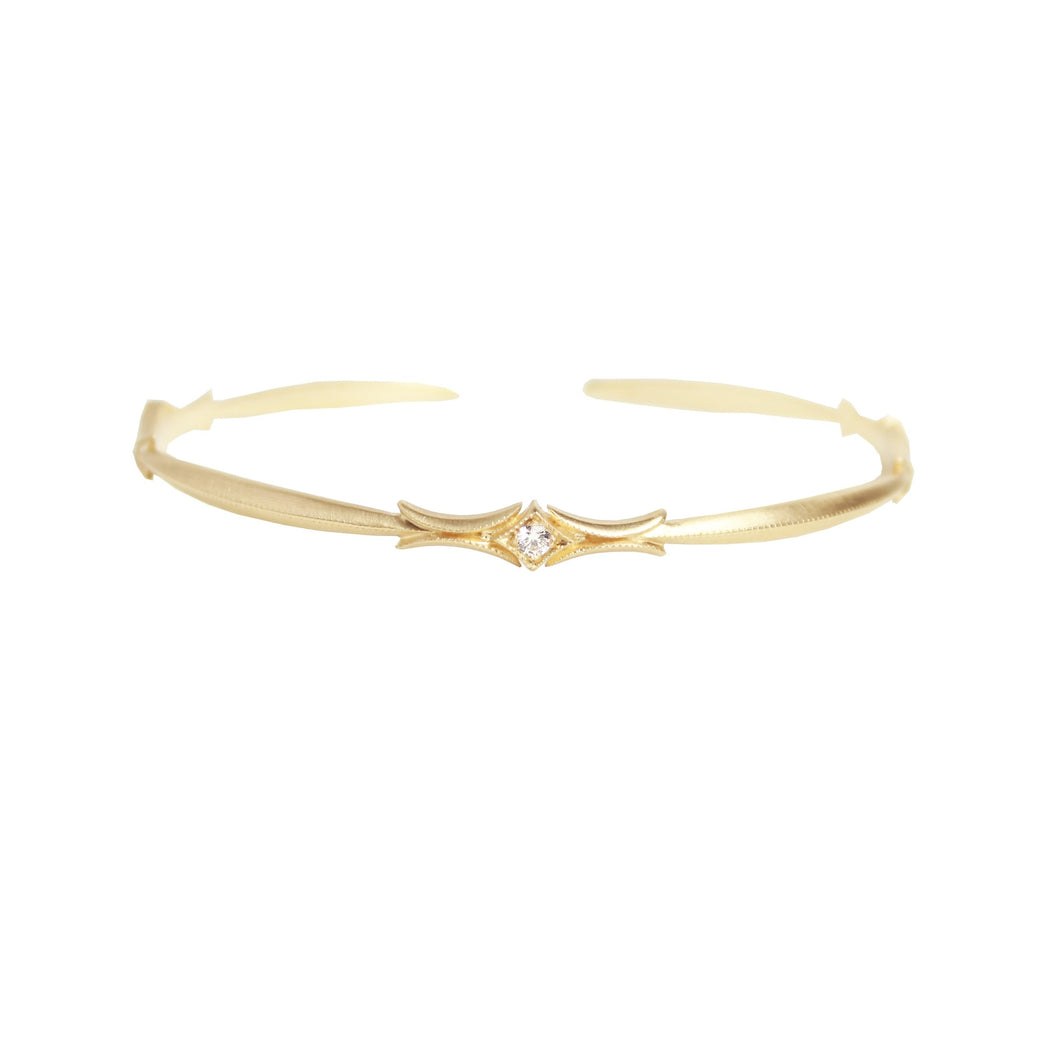 Grace Diamond Cuff
