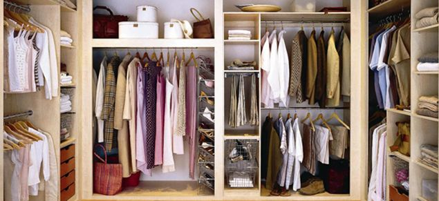 How to cull your wardrobe