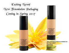 YCS Foundation for mature skin