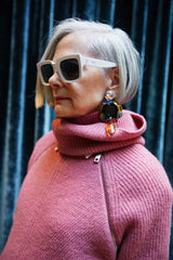 Style for mature women in the right colours