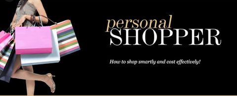 Book your personal shopper